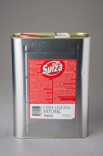 ebd4bd225000 CERA LIQUIDA NATURAL Bidon x 4 (LT)  SUIZA